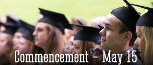Commencement - May 15