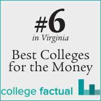 Rankings - College Factual Best Virginia Colleges for the Money