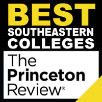 Rankings - Princeton Review Best Southeastern Colleges