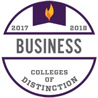 Rankings - Best Business Programs - Colleges of Distinction
