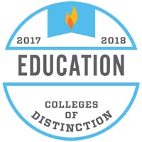 Rankings - Best Education Programs - Colleges of Distinction