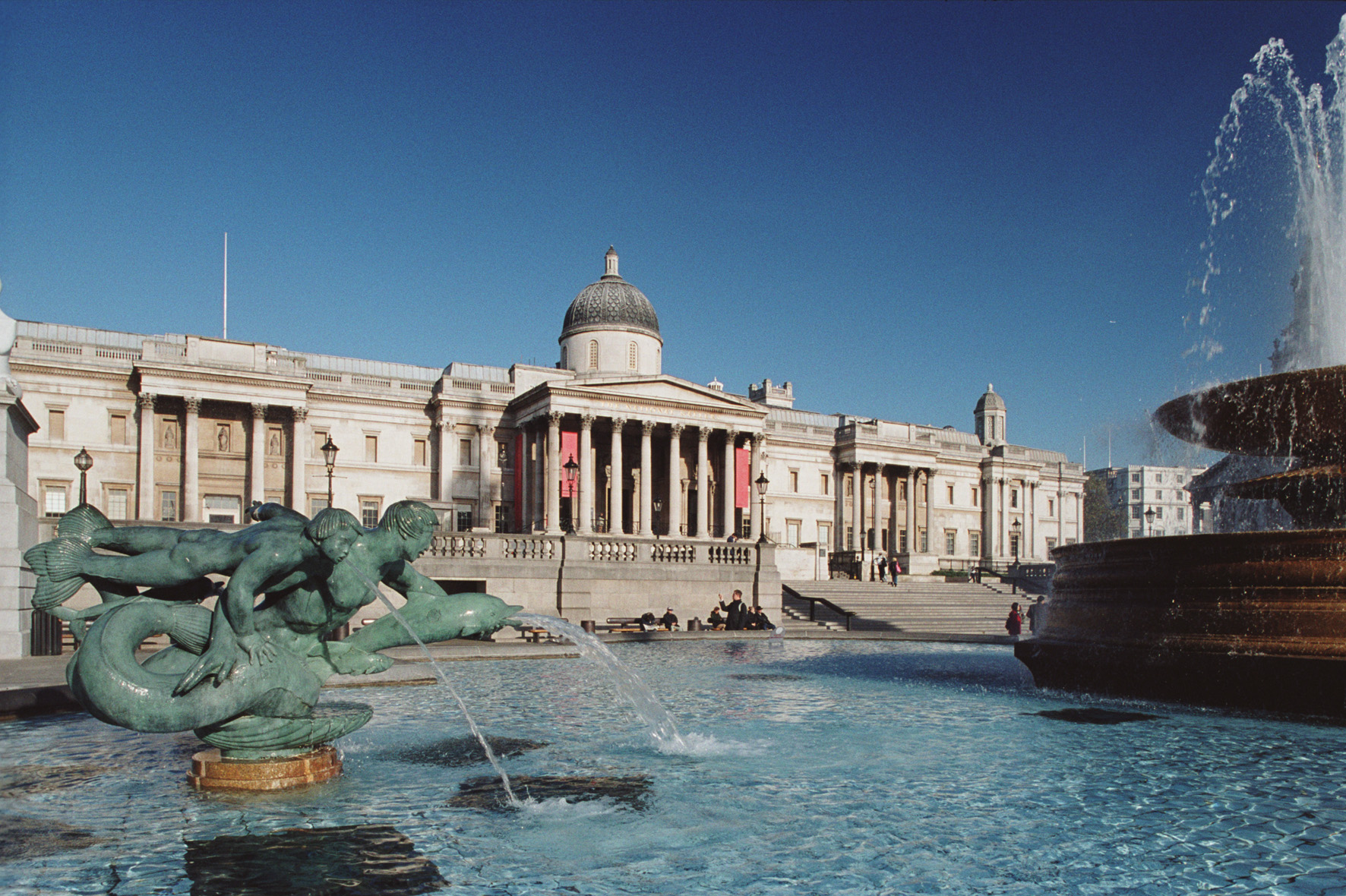 Randolph is the only college in the United States to partner with the National Gallery, London.