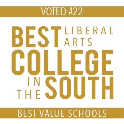 Randolph College was ranked the #22 Best Liberal Arts College in the South by Best Value Schools.