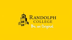 Randolph College - Be an Original - Bell Tower logo