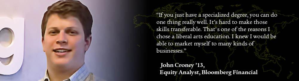 John Croney - header