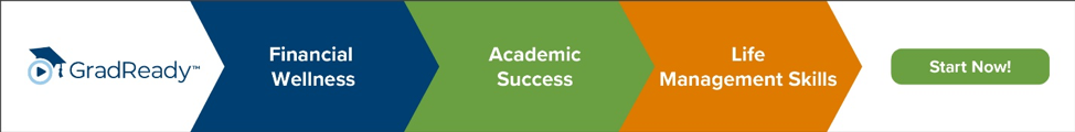 Grad Ready - Financial Wellness, Academic Success, Life Management Skills, Start Now