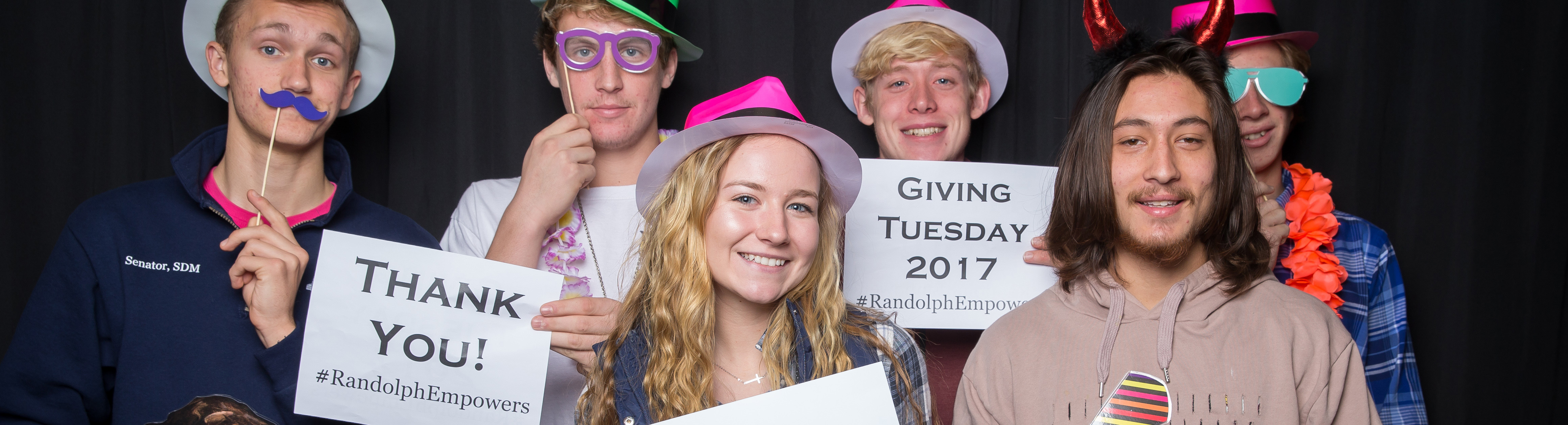 Photo from giving tuesday