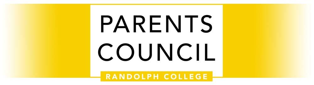 Randolph College Parents Council header