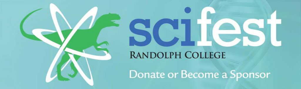 Support Randolph College SciFest - make a donation or become a sponsor.