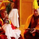 Mandala opening ceremony