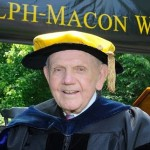 William F. Quillian, Jr., the College's fifth and longest-serving president.