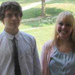 Photo of Sarah Grissom '17 and Graham Southwick '17