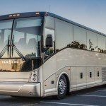 Photo of charter bus