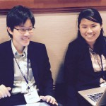 Penny Trieu '15 and East Cao '16 won an award for best position paper at the National Model United Nations conference.