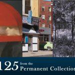 125 exhibit poster