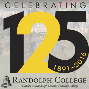 Celebrating 125 Years - Randolph College