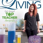 Lynchburg Living cover