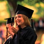 Randolph College Commencement Ceremony, May 17, 2015.