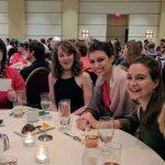Katy Boyer '16 wins award at Sigma Tau Delta convention.