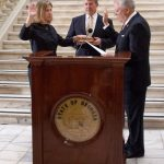 Ashley Wright '89 was sworn in as a superior court judge for Augusta (Georgia) Judicial Circuit Court in January.