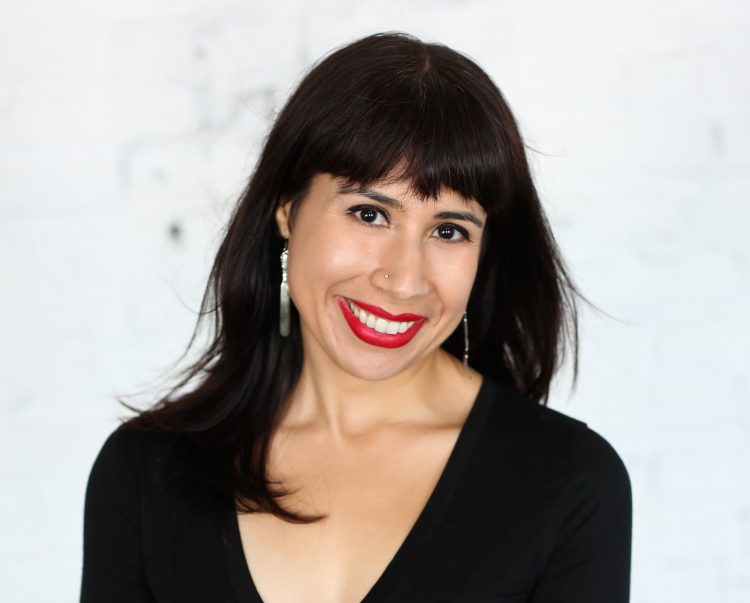 Erika L. Sánchez (Photo by Robyn Lindemann)