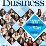 Cover of Lynchburg Business magazine