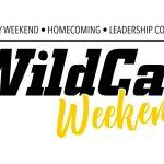WildCat Weekend graphic
