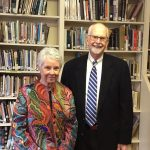 Margie Roberts Johnson and her husband John