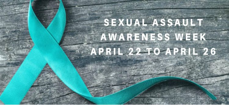 Sexual Assault Awareness Week logo
