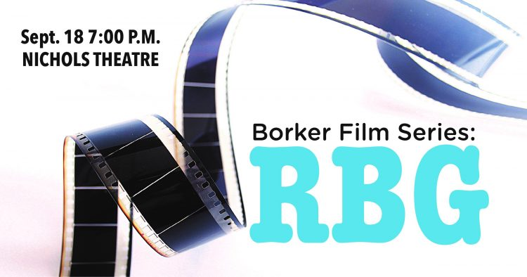Graphic for Borker Film Series