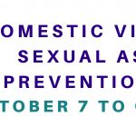 Domestic Violence & Sexual Assault Prevention Week logo