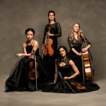 KAIA String Quartet (©†Todd Rosenberg 2017)