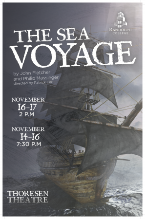 Poster for The Sea Voyage