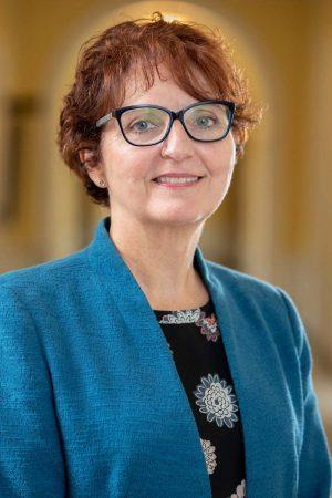 Education professor Peggy Schimmoeller