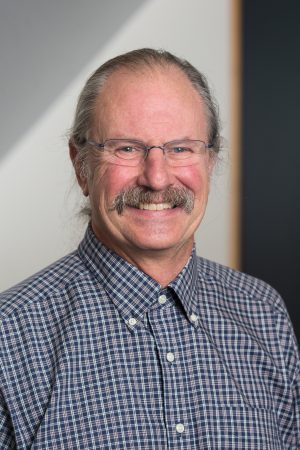 Psychology professor Dennis Goff