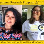 Summer Research 2020 - Danielle Currier