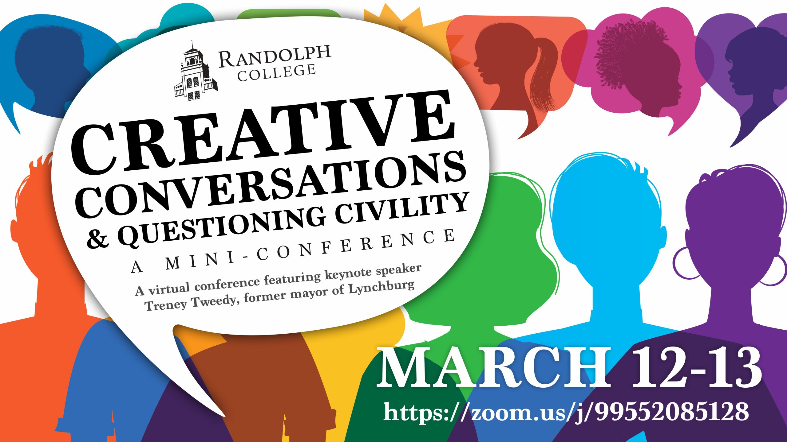 Randolph College hosting virtual conference on civil discourse - News and  Events