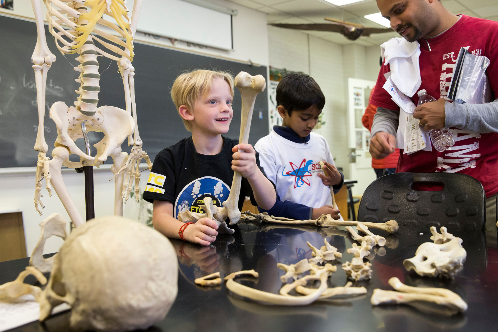 Activites and events during Science Fest weekend!