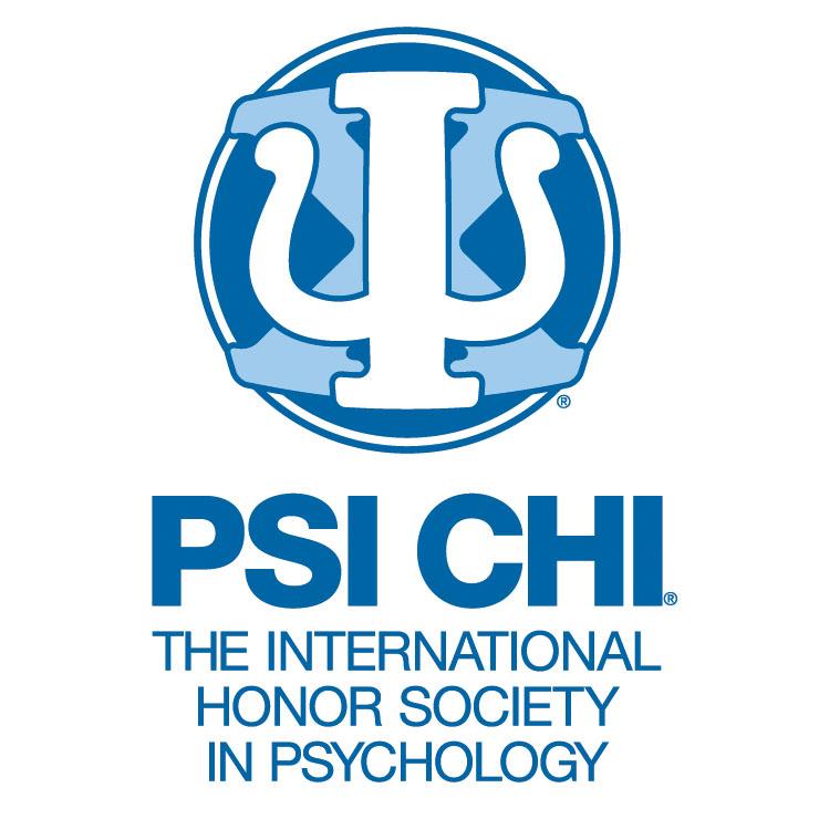 Psi Chi honor society logo