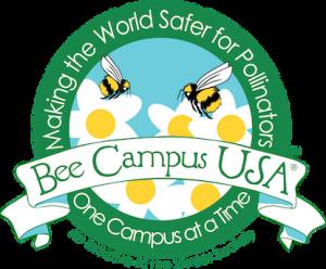 Bee Campus USA badge