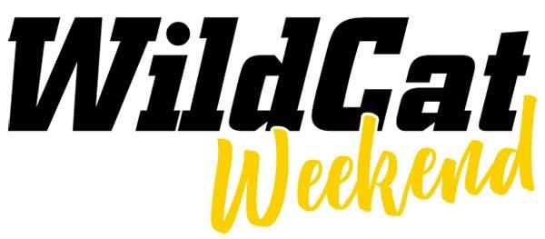 Logo: WildCat Weekend